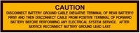 LARGE BATTERY BOX WARNING