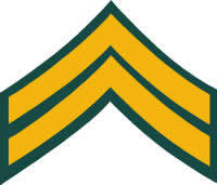 ARMY CORPORAL RANK