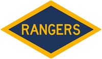 WORLD WAR II RANGER DECAL