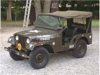 DECAL M38A1 JEEP SET